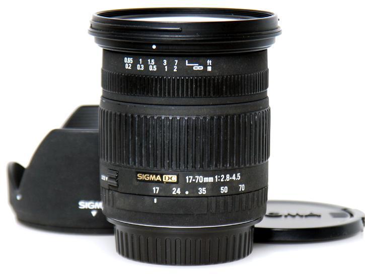 17-70mm F2.8-4.5DC (キヤノンデジタル)