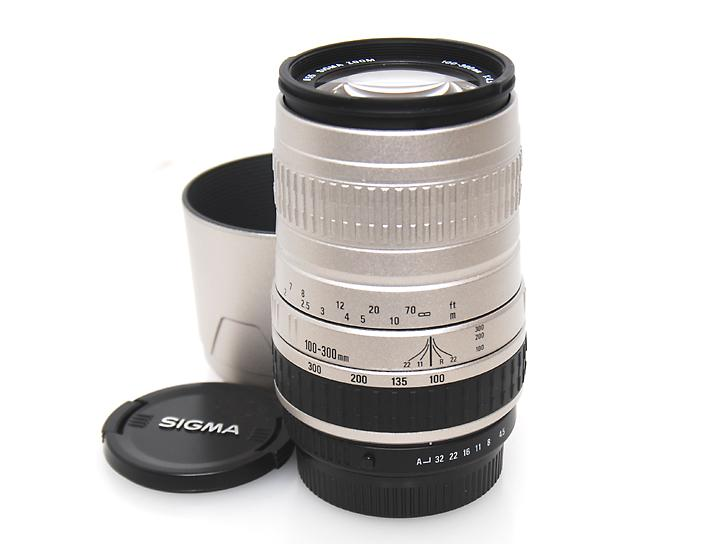 AF100-300mm F4.5-6.7DL (�y���^�b�N�X�}�E���g)