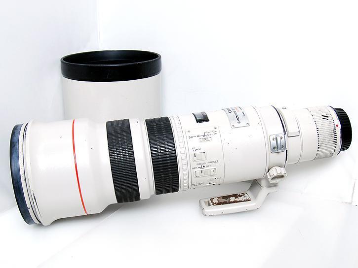 EF500mm F4.5L USM