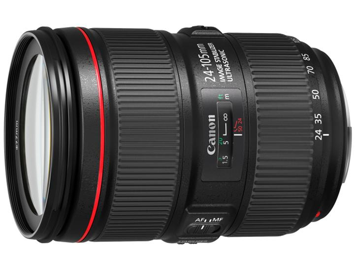 EF24-105mm F4L IS II USM 新品