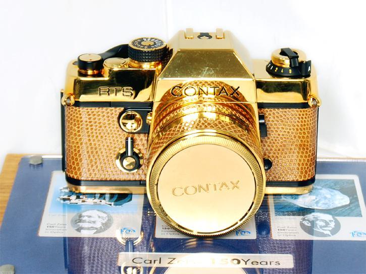 RTS Gold �v���i�[50mm F1.4 �t