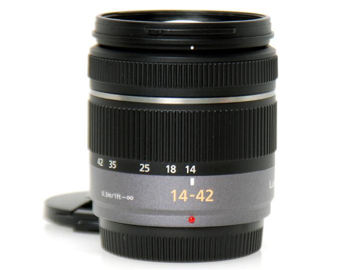 LUMIX G VARIO 14-42mm F3.5-5.6 ASPH.MEGA O.I.S.�y�}�C�N���t�H�[�T�[�Y�z