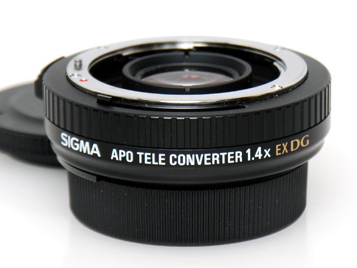 APO TELE CONVERTER 1.4x EX DG (�j�R���p)