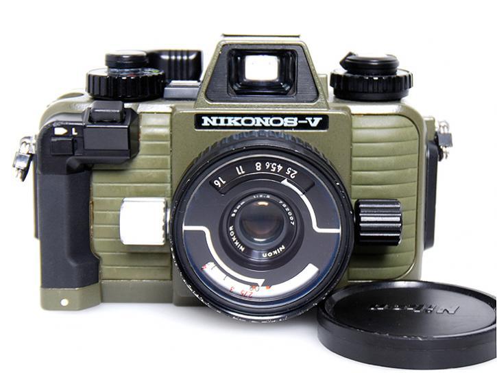 ニコノス�X 35mm F2.5付