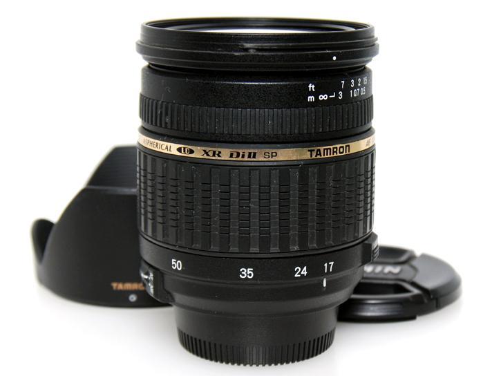 SP AF17-50mm F2.8 XR Di II SP  A16�i�j�R���f�W�^���j