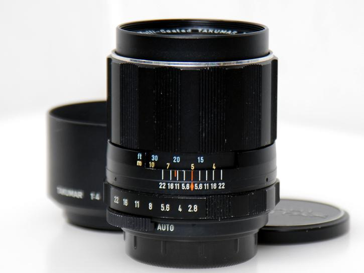 SMCT 105mm F2.8  M42