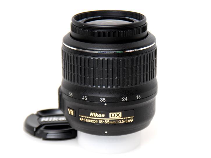 AF-S DX 18-55mm F3.5-5.6G VR