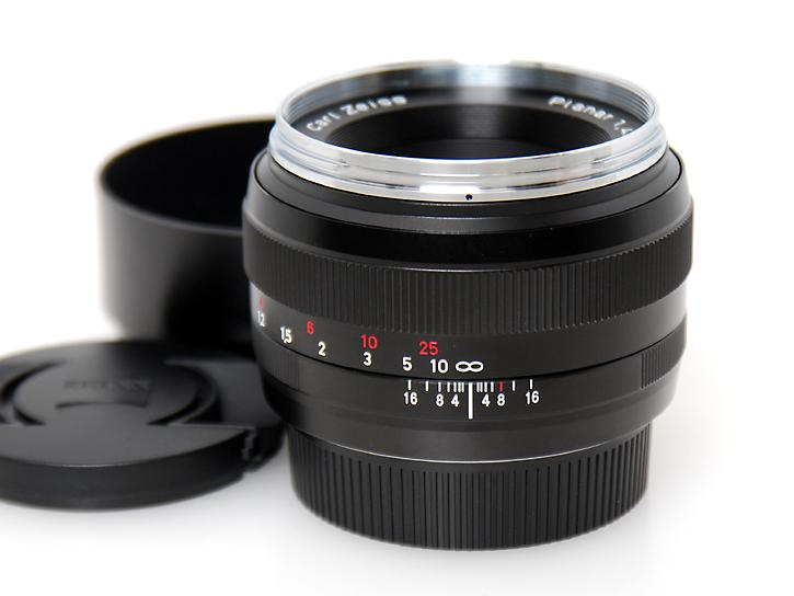 �v���i�[50mm F1.4 ZE �L���m���p �sCarl Zeiss Planar T* 1.4/50 ZE�t