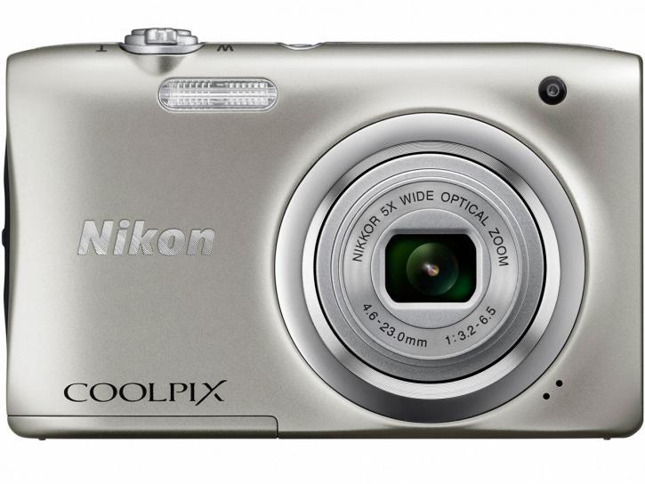 COOLPIX A100 [シルバー] 新品