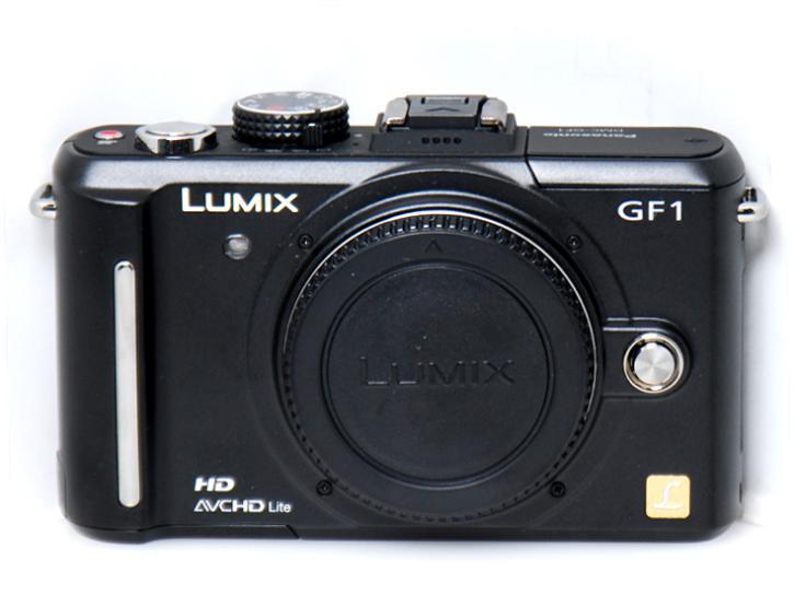 DMC-GF1(ブラック)