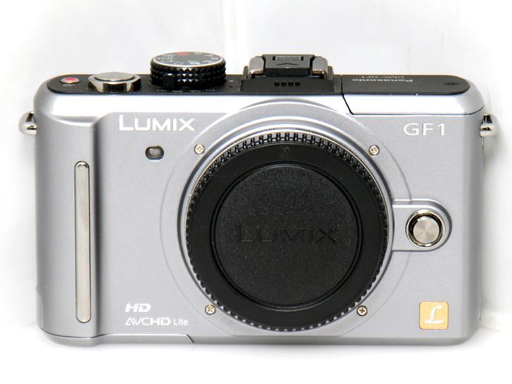 DMC-GF1 (シルバー)