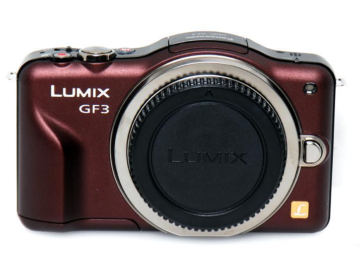 LUMIX DMC-GF3 �i�u���E���j�{�f�B