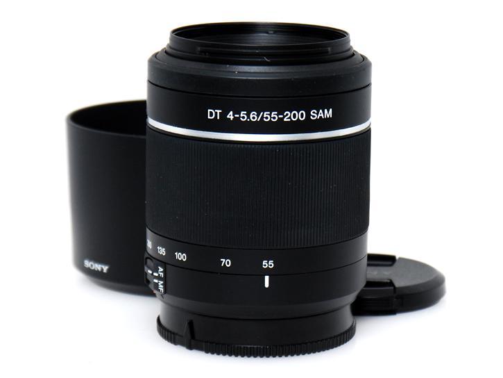 DT 55-200mm F4-5.6 SAM