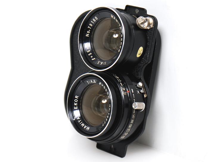 C用セコール 55mm F4.5
