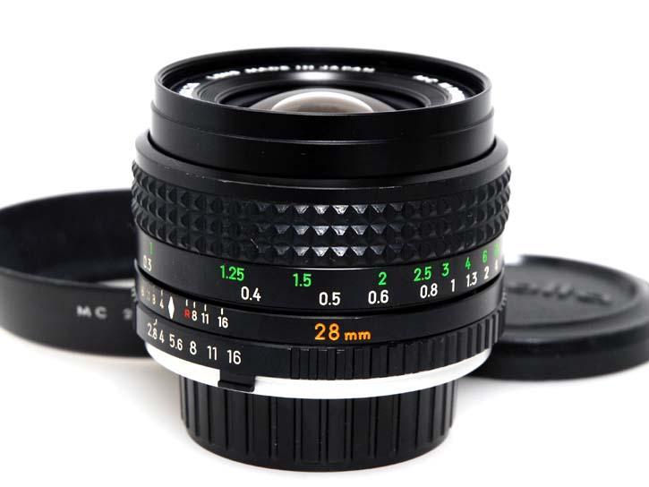 MC Wロッコール 28mm F2.8
