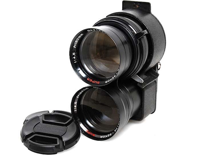 C用 180mm F4.5 スーパー