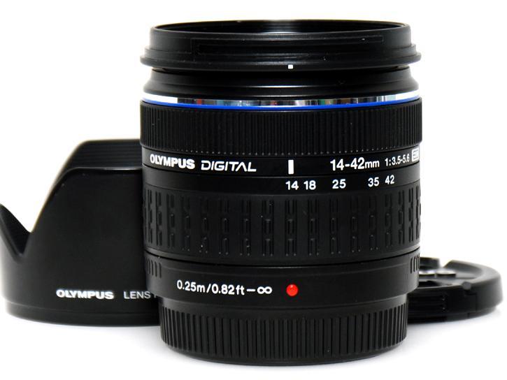 ズイコーデジタル ED 14-42mm F3.5-5.6