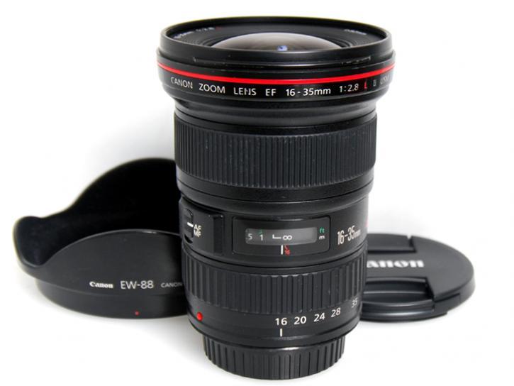 EF16-35mm F2.8LII USM