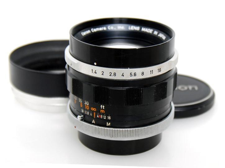 FL50mm F1.4�U