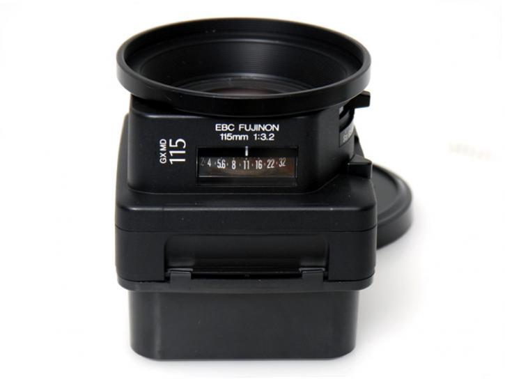GX680用 GXMD 115mm F3.2