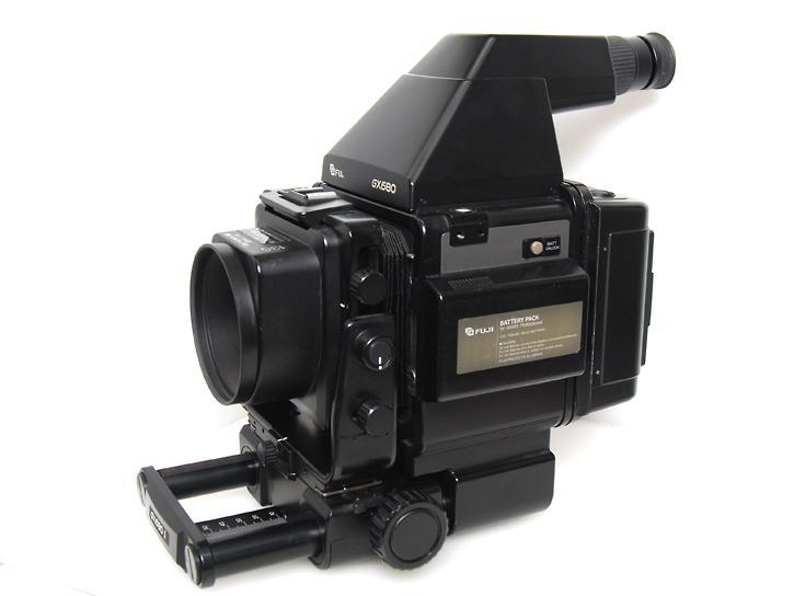 GX680I型 GX135mm F5.6 アングルファインダー付