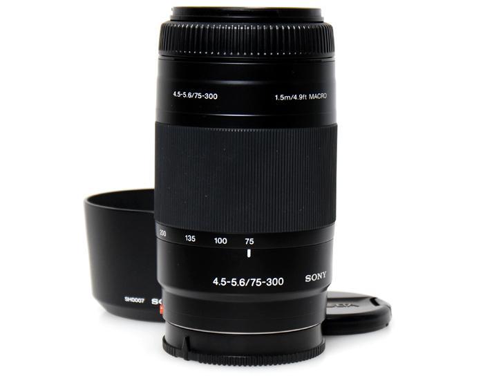 75-300mm F4.5-5.6 SAL75300