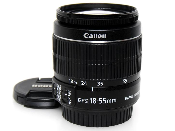 EF-S18-55mm F3.5-5.6 IS�U