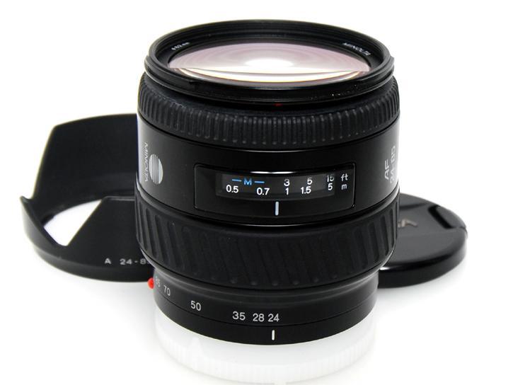 AF24-85mm F3.5-4.5