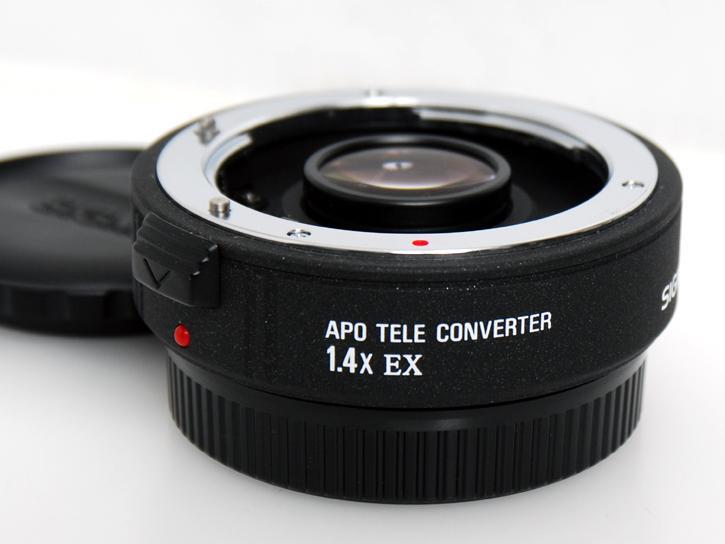 APO TELE CONVERTER 1.4x EX  (ソニー・ミノルタ)