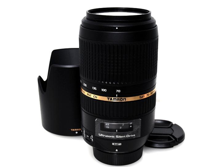"""SP 70-300mm F4-5.6 Di VC USD """"A005""""(ニコンマウント)"""