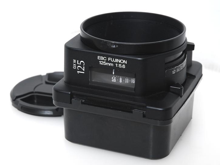 GX680用 GX 125mm F5.6