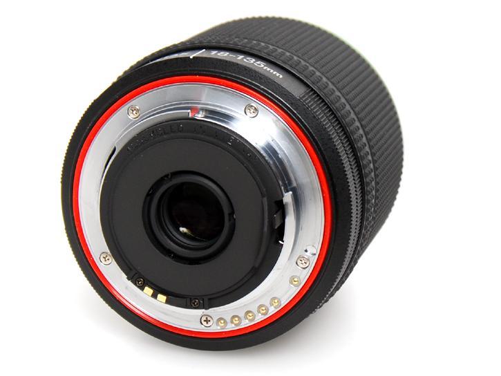 smc PENTAX-DA 18-135mmF3.5-5.6ED AL[IF] DC WR