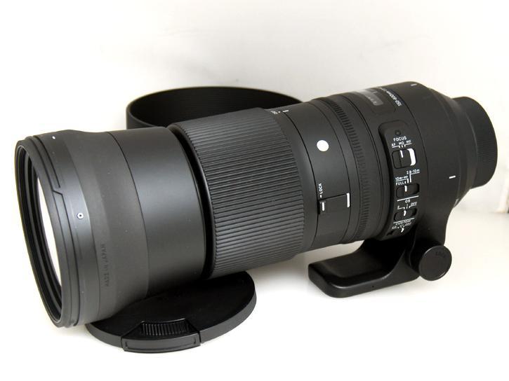 150-600mm F5-6.3 DG OS HSM Contemporary 【ニコンマウント】