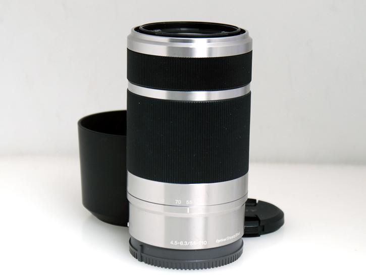 E 55-210mm F4.5-6.3 OSS(SEL55210)