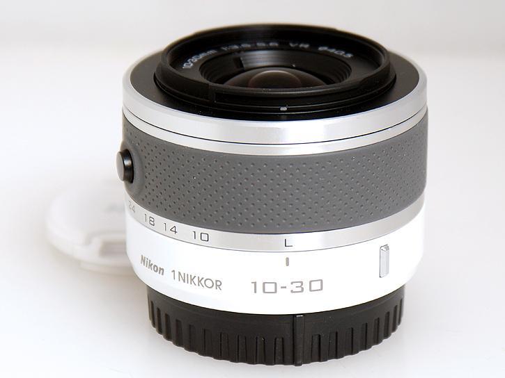 1用VR10-30mm F3.5-5.6【ホワイト】