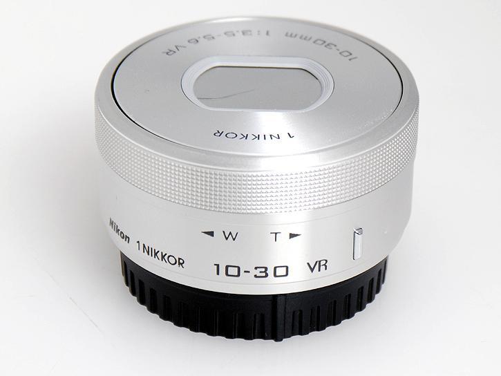 1 NIKKOR VR 10-30mm f/3.5-5.6 PDZ(シルバー)