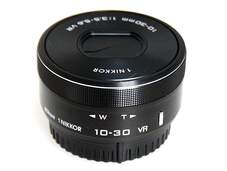 1 NIKKOR VR 10-30mm f/3.5-5.6 PDZ(ブラック)