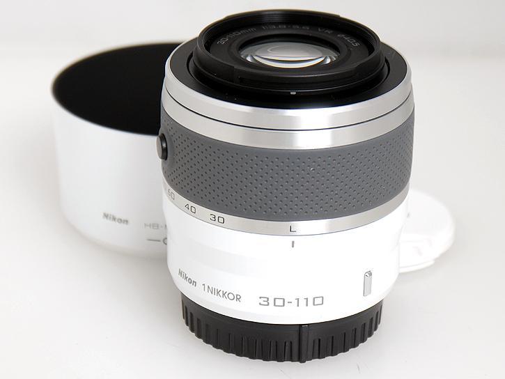 1用 NIKKOR VR 30-110mm f/3.8-5.6(ホワイト)
