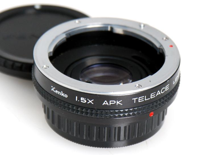 1.5× APK TELEACE (ペンタックスKマウント用)