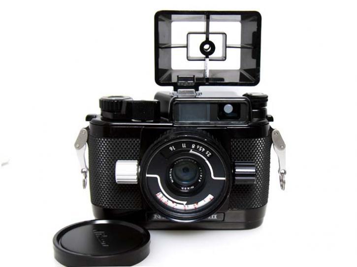ニコノスIII 35mm F2.5付