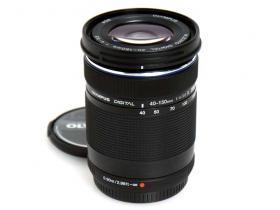 M.ZUIKO DIGITAL ED 40-150mm F4.0-5.6 R [ブラック]