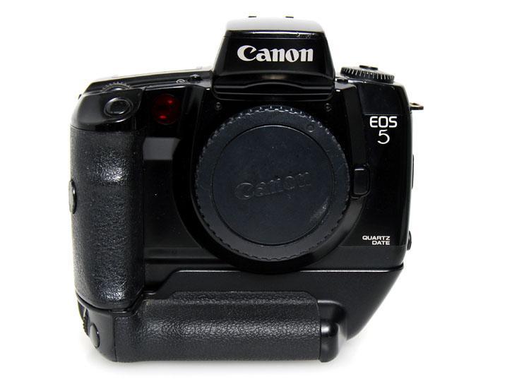 EOS 5 VG-10付
