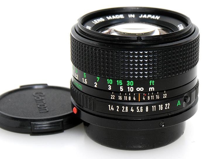 NewFD 50mm F1.4