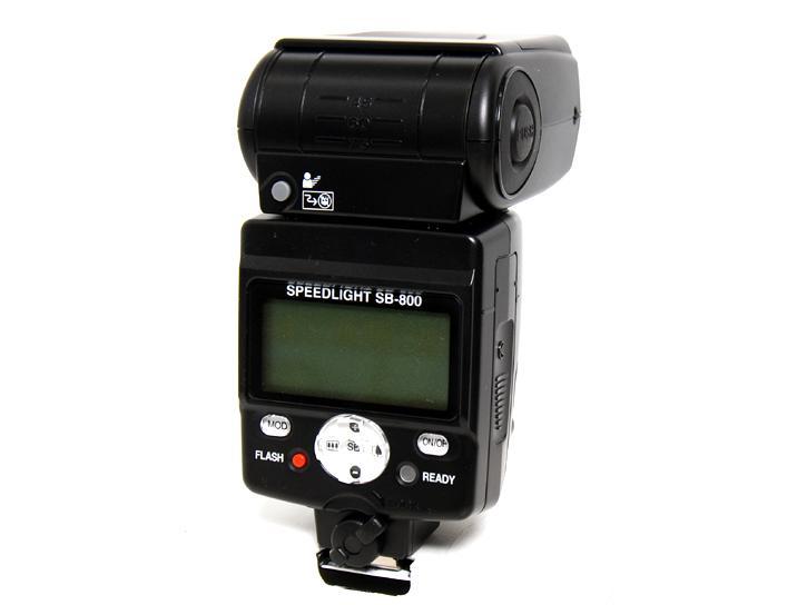 スピードライトSB-800