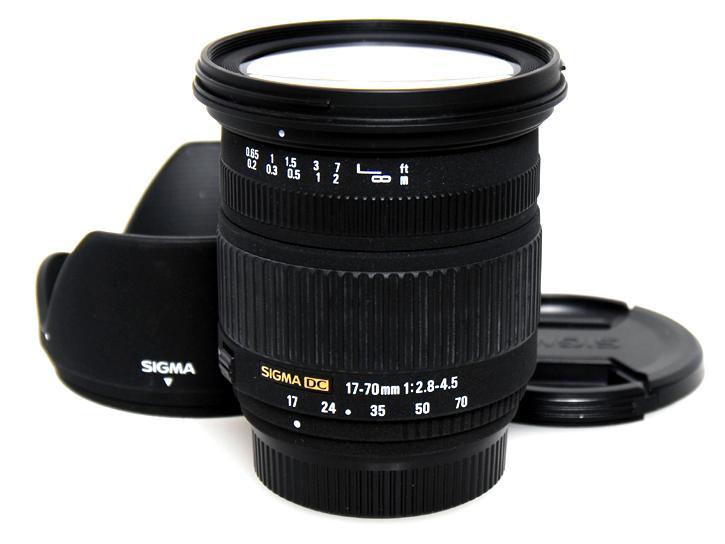 17-70mm F2.8-4.5 DC MACRO (ニコン用)