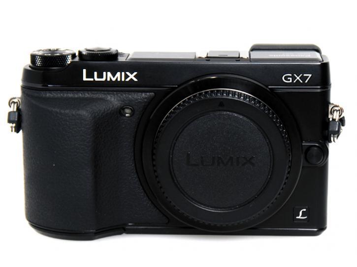 LUMIX DMC-GX7-K ボディ [ブラック]