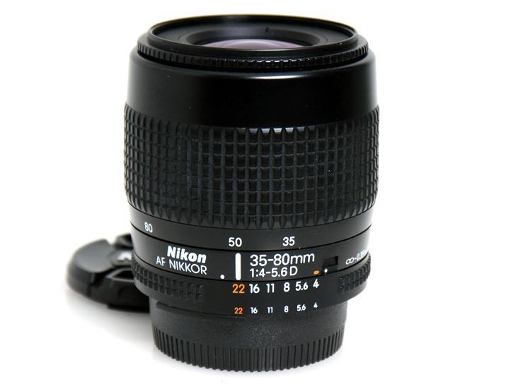 AF35-80mm F4-5.6D