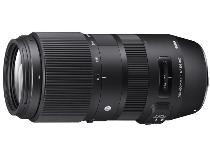 100-400mm F5-6.3 DG OS HSM [キヤノン用] 新品