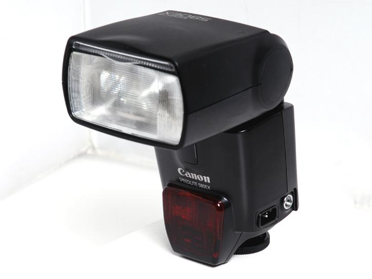 スピードライト 580EX