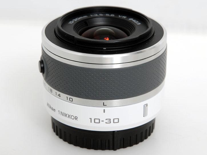 1 NIKKOR VR 10-30mm f/3.5-5.6 【白】